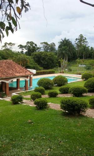 Área Externa Jardim
